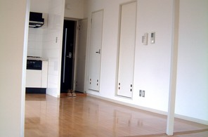 廊下の無いデザイナーズマンション