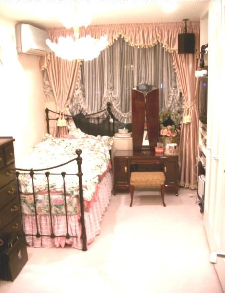 こだわりカーテンのお部屋♪