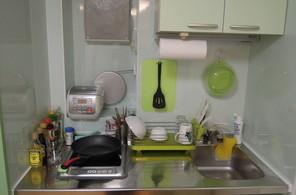 キッチンまわり