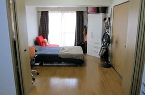 2011/09 ベッドルーム