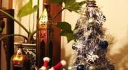 チェストの上 クリスマスバージョン