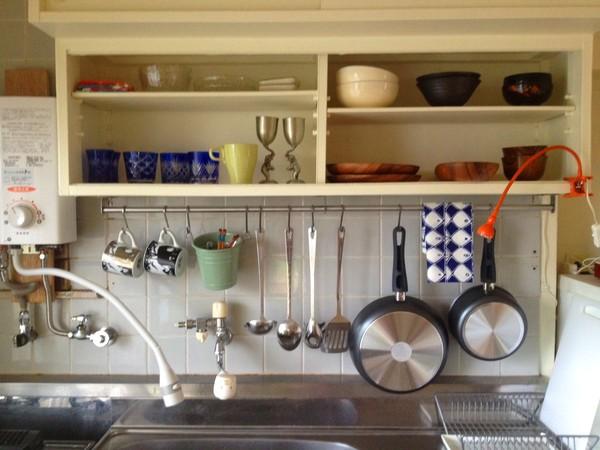 築50年の団地のキッチンをDIY