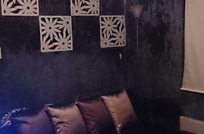 寝室の一角をちょびちょび模様替え