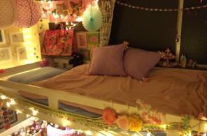 二段ベッド(上)