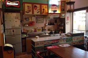 2014年7月、現在のキッチンの様子