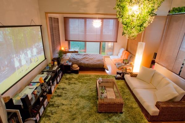 森ジャングルのような部屋のレイアウトにしたい Naver まとめ