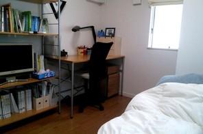 男子高校生の部屋