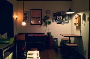部屋カフェ