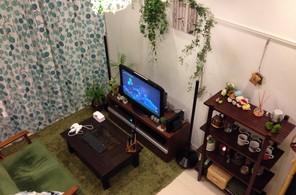 新たな部屋