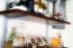 お酒と珈琲と…リラックスタイム