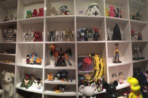 コレクション部屋