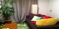 今の部屋(リビング)