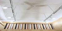 自宅スタジオ 元・屋根裏と天袋部分