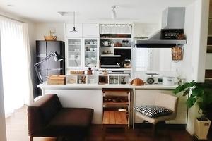 キッチンまた少々進化しました。